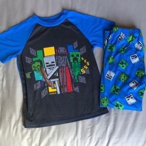 ❗️2 for 8❗️MineCraft Pjs